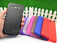 Силиконовый TPU чехол для Samsung i9152 Galaxy Mega 5.8 Duos