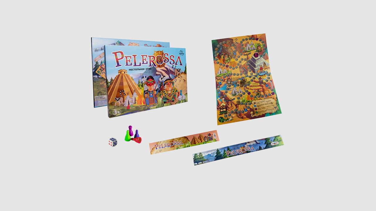 Настольная игра Pelerossa STRATEG 30513.