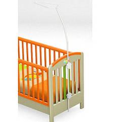 Кронштейн для дитячого ліжечка