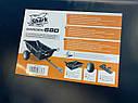 Прицеп для квадроцикла Shark ATV Trailer Garden 680kg 2 Колеса (Black), фото 2