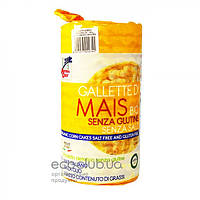 Коржи кукурузные органические без соли La Finestra sul Cielo 110г