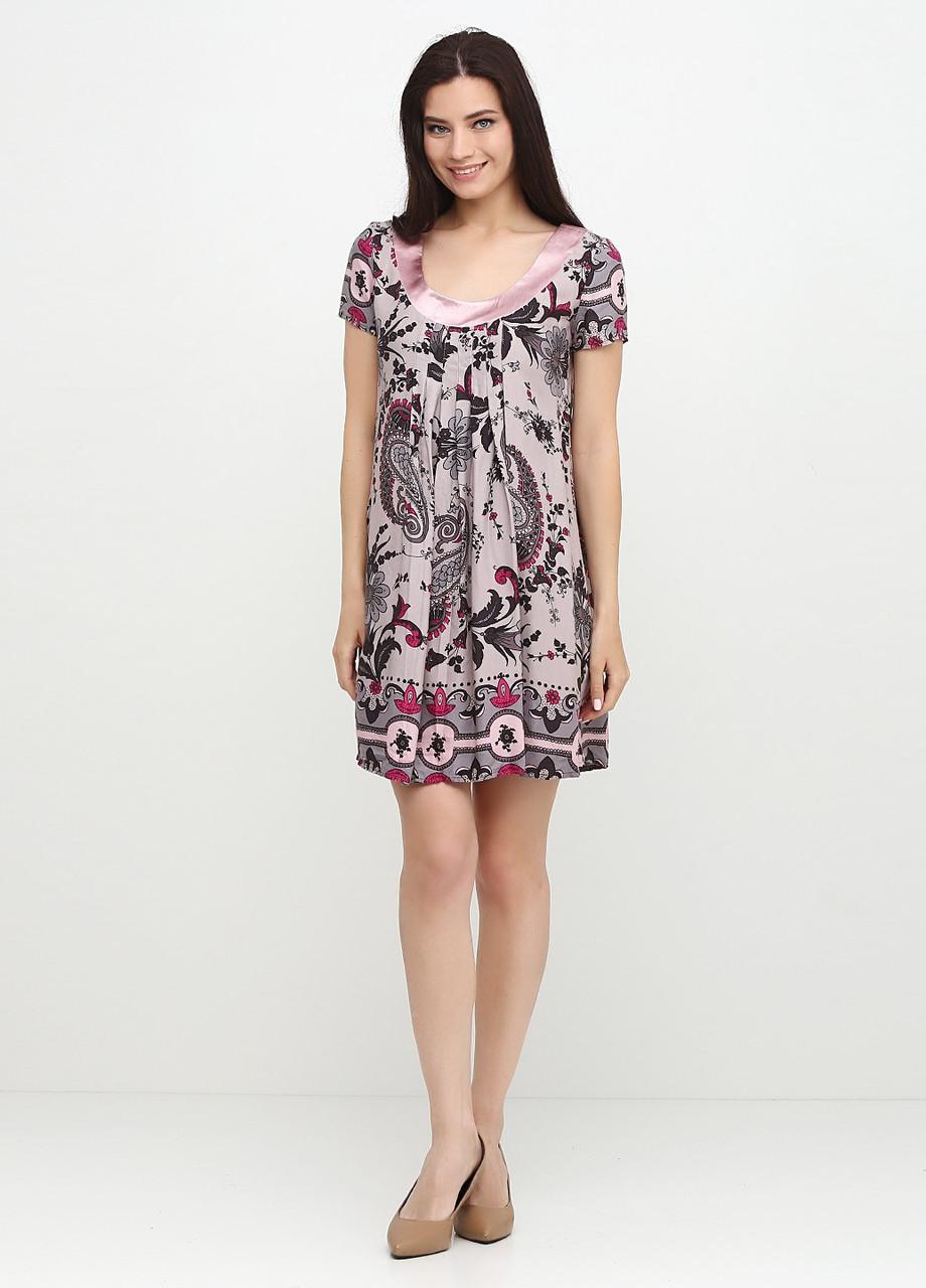 Платье No Brand 40 комбинированный (BV-2004-SO_Mix)
