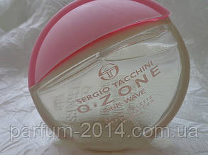 Жіноча туалетна вода Sergio Tacchini o-zone pink wave (репліка)