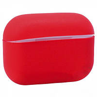 Чехол TTech Silicone Case Series для Airpods Pro Red (BS-000068358)