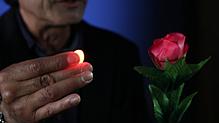 Реквизит для фокусов | Rocco's Prisma Lites SOUND Pair (Magic/Red) Звук Магии, фото 3