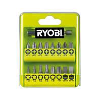 Набор бит для шуруповерта RYOBI RAK17SD (17 шт.)