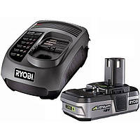 Акумулятор і зарядний пристрій RYOBI BLK18151