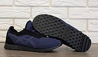 40 і 41 РОЗМІРИ Кросівки чоловічі літні синього кольору кроссовки
