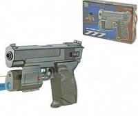 Пистолет игрушечный на пулях В коробке 777+2