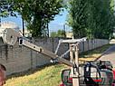 Прицеп для квадроцикла Shark ATV Trailer Wood 1500 (Black), фото 8