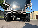 Прицеп для квадроцикла Shark ATV Trailer Wood 1500 (Black), фото 9