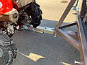 Прицеп для квадроцикла Shark ATV Trailer Wood 1500 (Black), фото 10