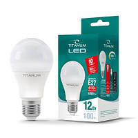 LED лампа TITANUM ТL-A60-12274 12вт E27 4100к 220в