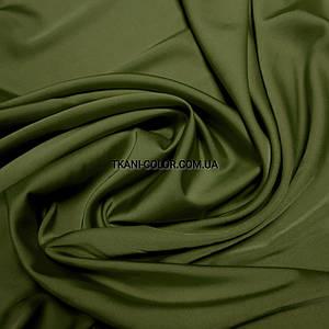 Ткань шелк армани хаки