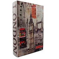 Книга-сейф Кожаная большая 330х220