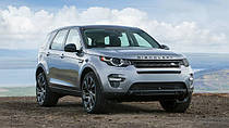 Land Rover Discovery Sport 2015-2019