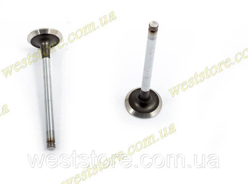 Клапан выпускной на Daewoo Lanos Ланос 1.5,Shin Han ,96182933