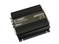 Автомобільний підсилювач звуку X-7000BT, фото 1