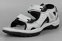 Сандалі босоніжки унісекс підліткові шкіряні сірі Bona 775Z-2 Бона Розміри 36 37 38 39 40 41, фото 1