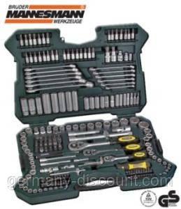 Набір інструментів Mannesmann 215 pcs