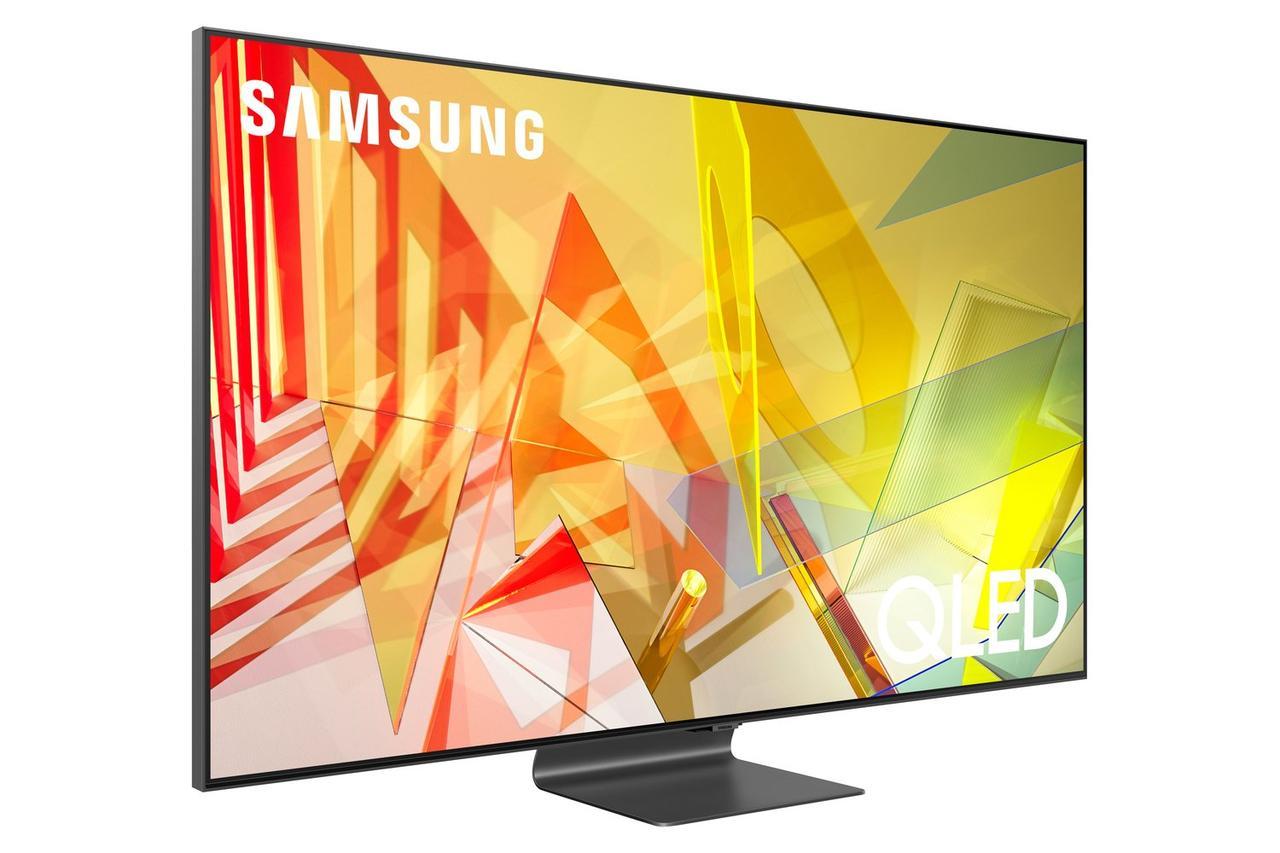 Телевізор Samsung Qled QE-85Q95T (2020)