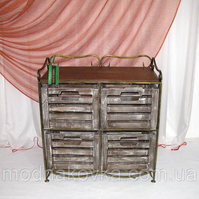 этажерка на 4 ящика