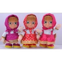 Кукла повторюха Маша и Медведь, фото 1
