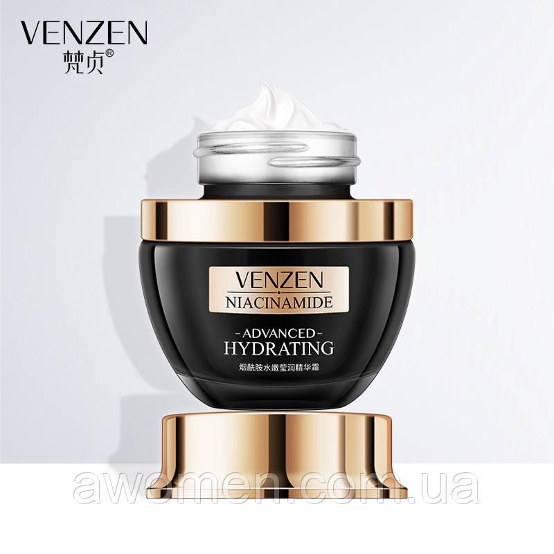 Уценка! Крем для лица Venzen Niacinamide Advanced Hydrating  50 g (мята коробка)