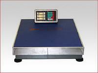 Платформенные весы Олимп TCS-D-15 (600 кг).  800х600 мм.
