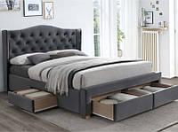 Двуспальная кровать Signal Aspen II 160
