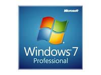 Microsoft Windows 7 Pro 64-bit English, OEM (FQC-00765)