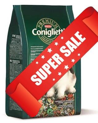 Корм для декоративных кроликов Padovan Premium Coniglietti 3 кг