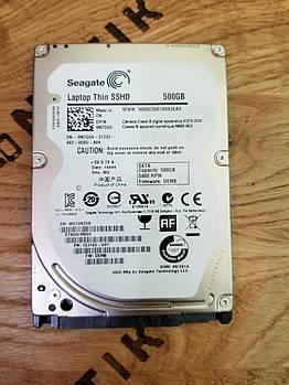 Жесткий диск для ноутбука Seagate Laptop SSHD 500GB (ST500LM000) 2.5 SATA III