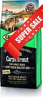 Сухой корм для собак Carnilove Dog Adult Fresh Carp & Trout 1,5 кг