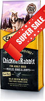 Сухой корм для собак Carnilove Dog Adult Fresh Chicken & Rabbit 12 кг