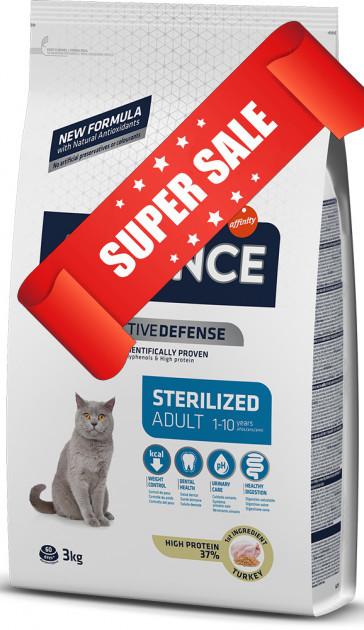 Сухой корм для кошек Advance Sterilized Adult 400 г