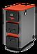 Твердотопливный экономичный котел Теплодар Куппер ПРО 28 кВт с механическим регулятором тяги, фото 3