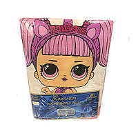 """""""LOL"""" полуторное постельное белье с детским рисунком, Тирасполь, Tirotex, 100% хлопок"""