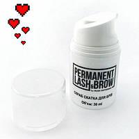 Скраб-скатка для бровей , Permanent lash brow. 30 мл.