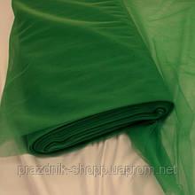 Фатин темно зеленый. Пр-во Турция.