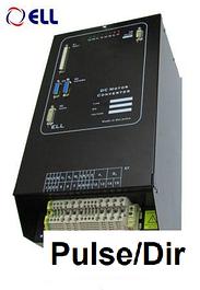 Тиристорные преобразователи ELL серии 4ХХХ-222-40 (Pulse/Dir)
