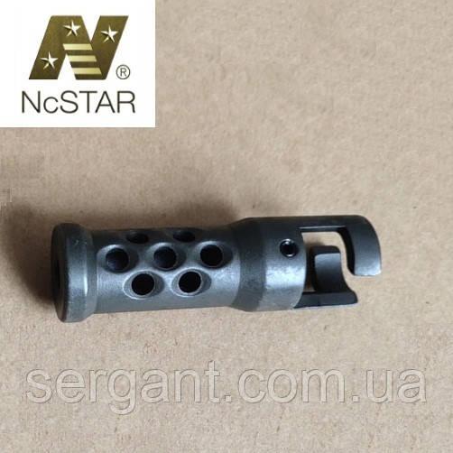 ДТК для СКС NcStar (США) - дульный тормоз компенсатор  (крепление зажимом)