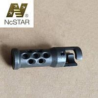 ДТК для СКС NcStar (США) - дульный тормоз компенсатор  (крепление зажимом), фото 1