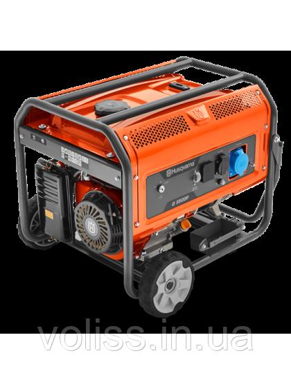 Генератор бензиновий Husqvarna G5500P