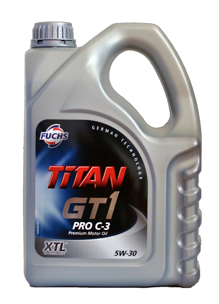 TITAN GT1 PRO C-3  SAE 5W-30 (4л.)