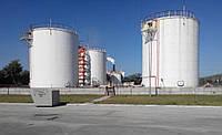 Генподряд и субподряд при строительстве резервуаров и резервуарных парков РВС 100 - РВС 10 000 куб. м