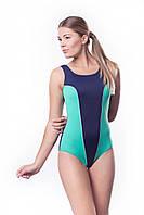 Купальник жіночий Shepa 031 XL Синьо-зелений (sh0180)
