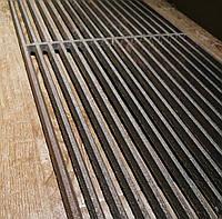 Чугунная решетка гриль для барбекю 718х323 мм, 17 прутьев 9,1 кг (арт. BBQ-004)