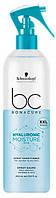 Двухфазный спрей кондиционер для увлажнения волос Bonacure  Hyaluronic Moisture Kick Spray Conditioner 400 мл