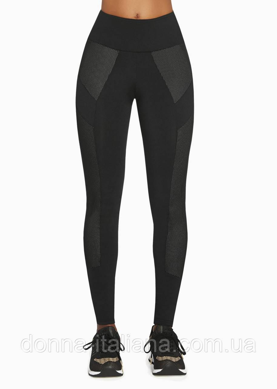Жіночі спортивні штани Bas Bleu Misty L Чорно-сірий (bb0083)